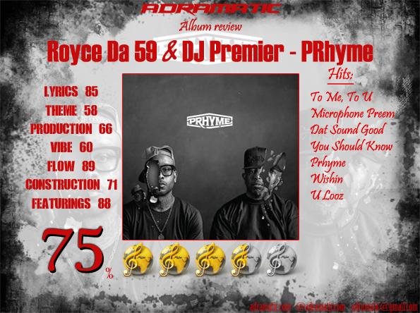 RoyceDa59-DJPremier-Prhyme