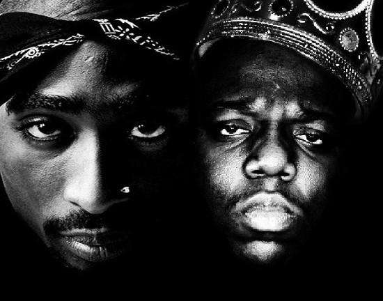 Qui était le meilleur entre Tupac et Notorious B.I.G ...