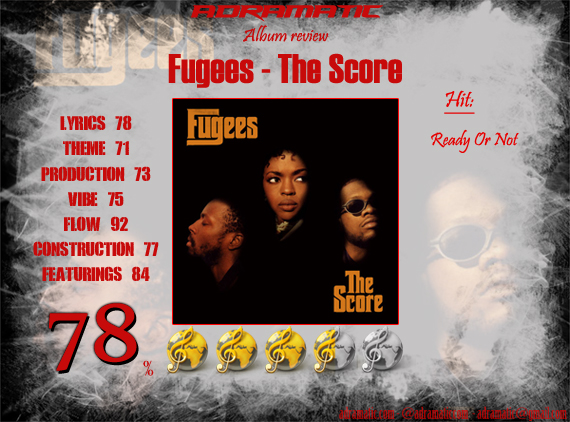 Fugees-TheScore