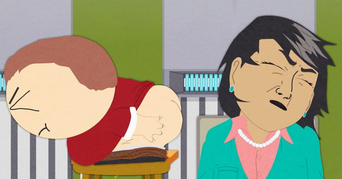 South Park sexueller