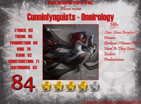 Cunninlynguists-Oneirology
