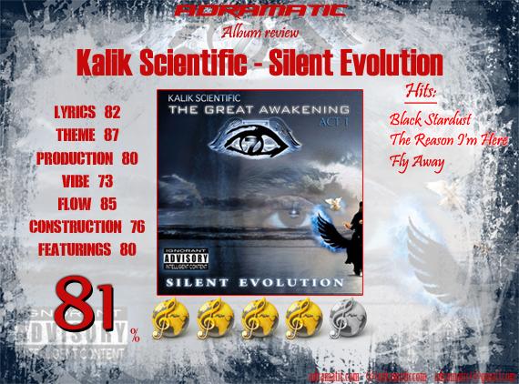 KalikScientific-SilentEvolution