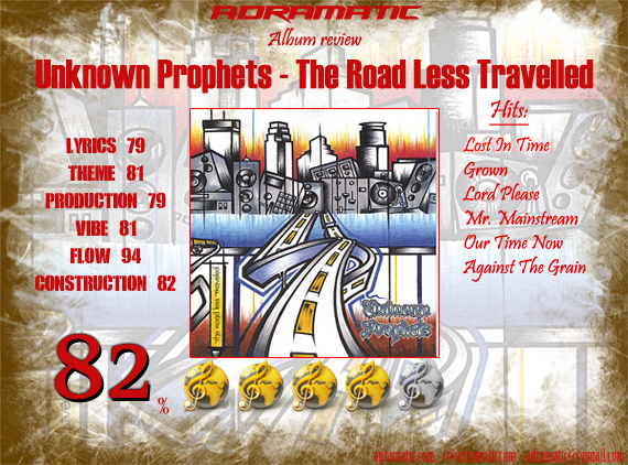 UnknownProphets-TheRoadLessTravelled