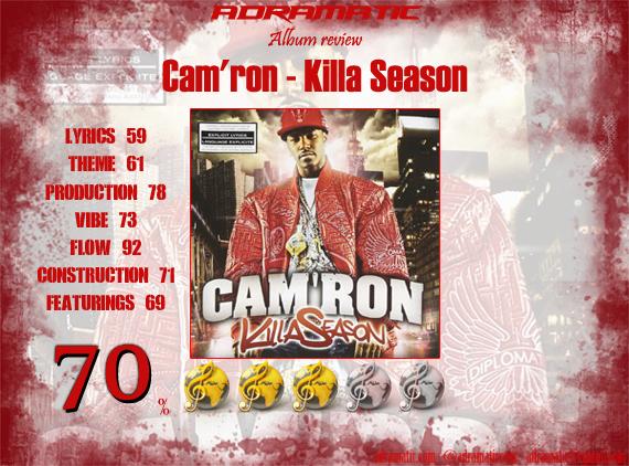 Camron-KillaSeason
