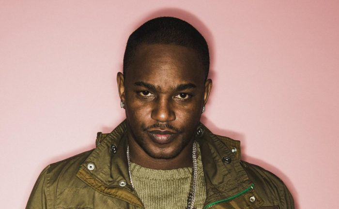 BROOKLYN, NY - OCTOBER 24:  Cam'ron poses for a portrait backstage during Day 2 of the Fader Fort presented by Converse at Converse Rubber Tracks Studio on October 24, 2014 in Brooklyn City.  (Photo by Roger Kisby/Getty Images)