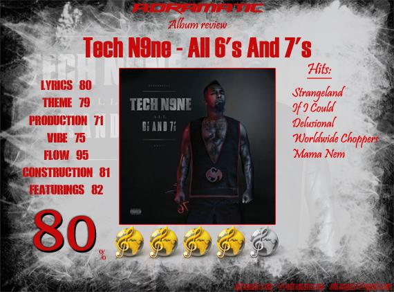 TechN9ne-All6sand7s
