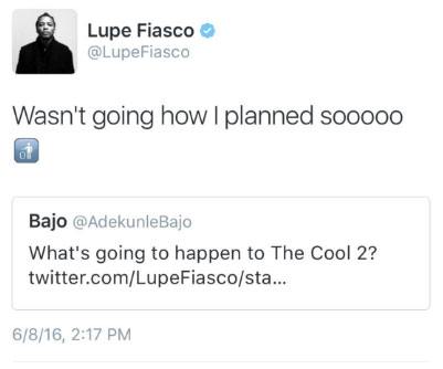 lupe-fiasco-cool-2-canceled-tweet