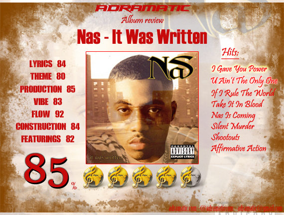 Nas-ItWasWrittentop