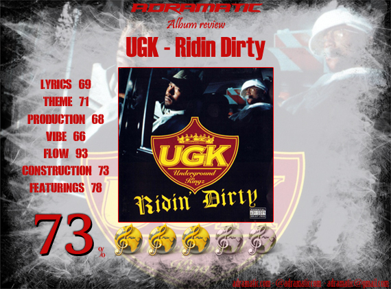 UGK-RidinDirty