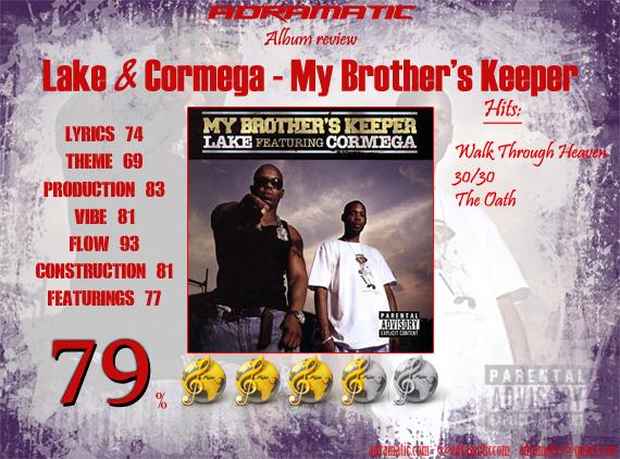 LakeCormega-MyBrothersKeeper