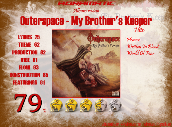 Outerspace-MyBrothersKeeper