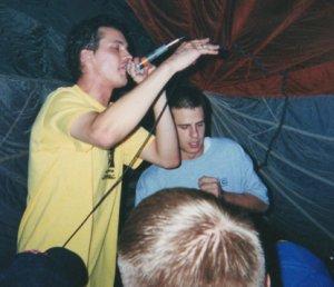 Slug and Eyedea, circa 2000
