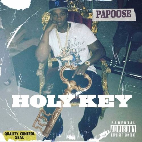 papoose-holykey