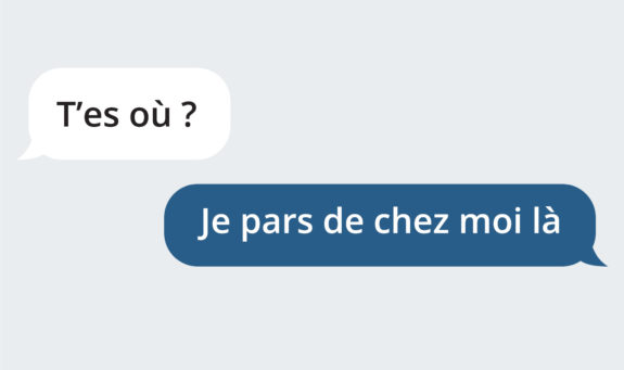 une_sms