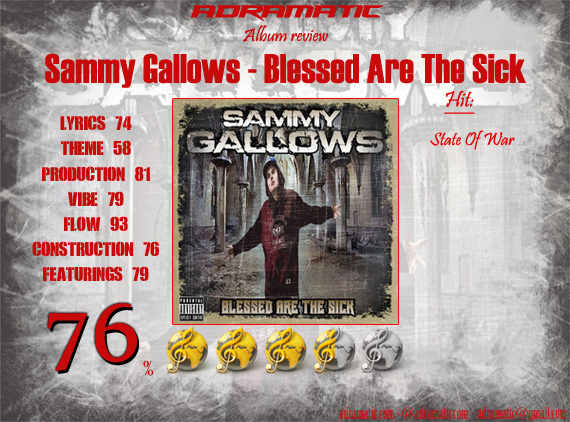 SammyGallows-BlessedAreTheSick