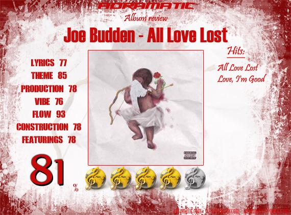 JoeBudden-AllLoveLost
