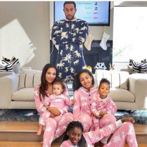 Ludacris et sa famille