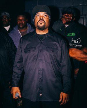 Fallait pas faire chier Ice Cube ce jour là!