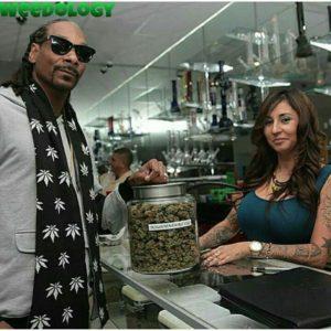 Snoop Dogg fait ses courses