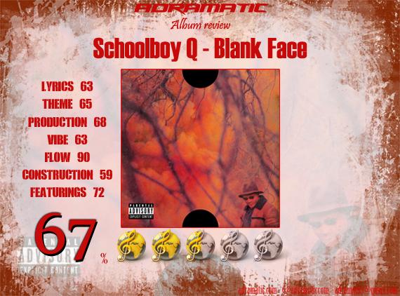 SchoolboyQ-BlankFace