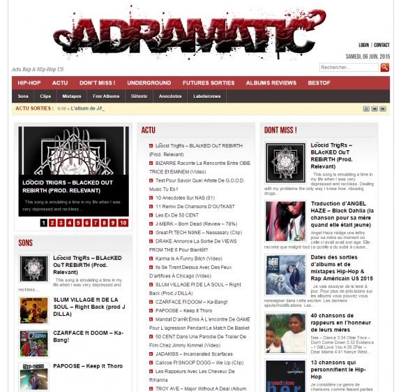 Article paru le 09 juin 2014 - 22:08 // Actu